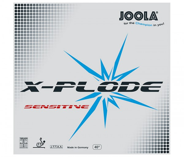 JOOLA X-PLODE® SENSITIVE